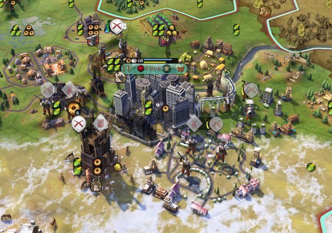 Ako používať obliehacie veže v civilizácii 6