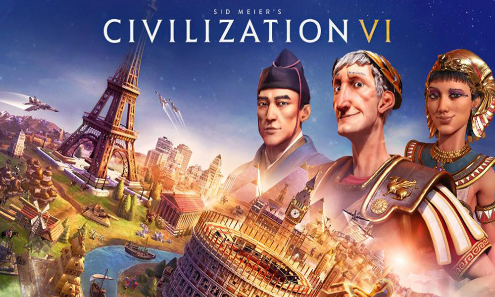 Hur man byter namn på en stad i civilisationen 6 1