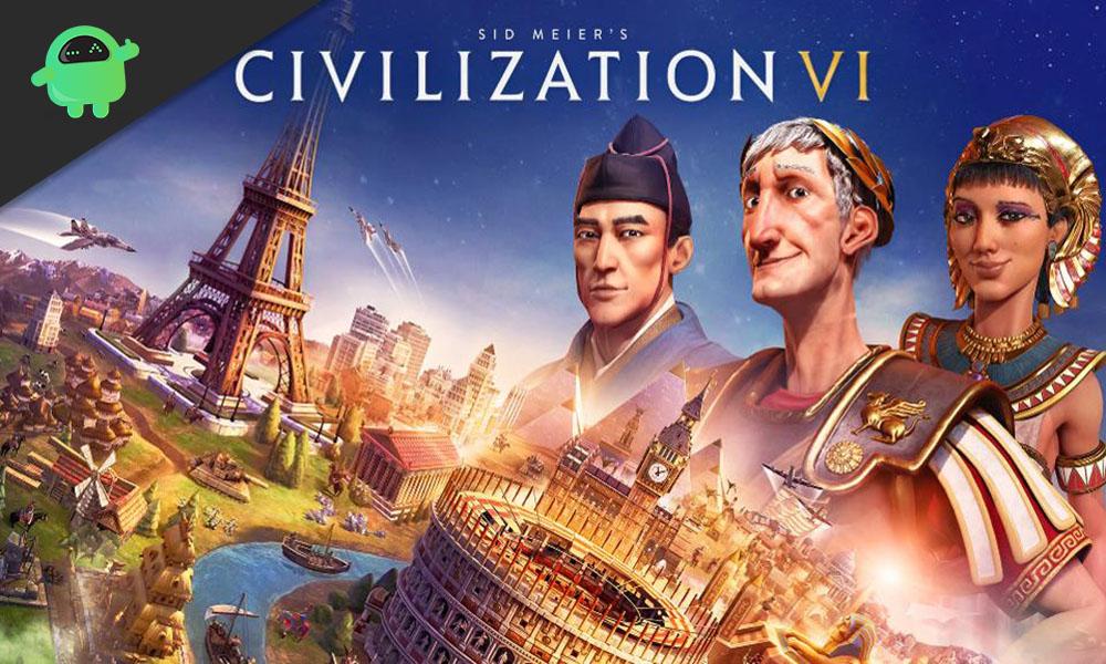 Hur man byter namn på en stad i civilisationen 6 2