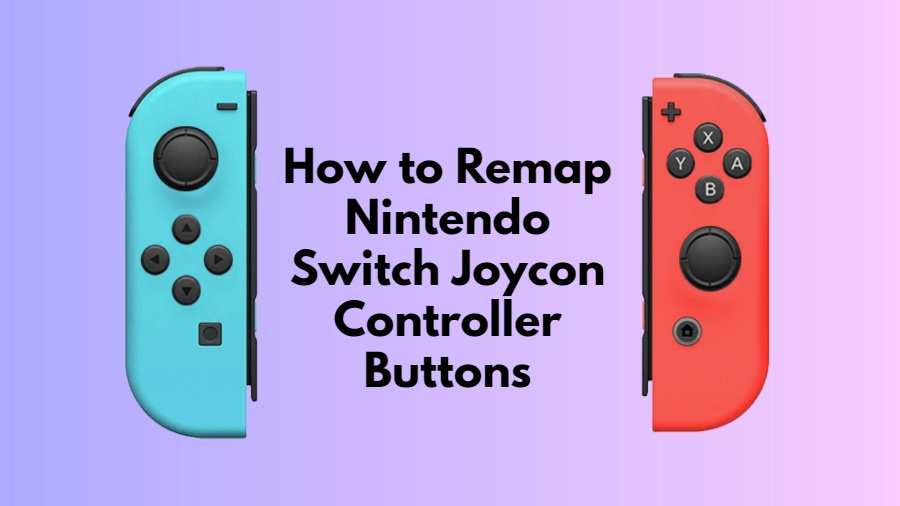 Ako zmeniť Nintendo Switch Tlačidlá radiča Joycon 1