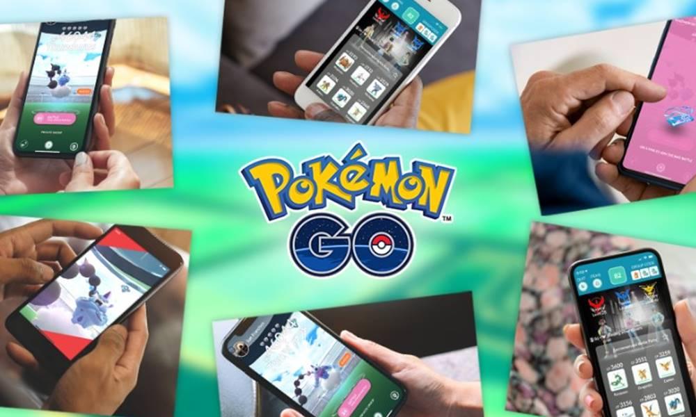 Ako sa dostať osvetlenie a volbeat dovnútra Pokémon GO 1