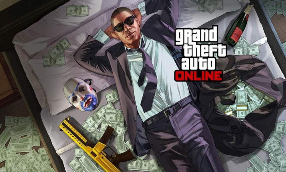 Získajte špeciálne zaťaženie v službe GTA Online