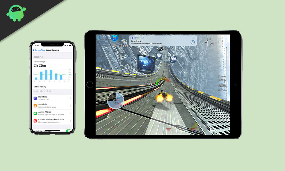 Ako zabrániť iPhone alebo iPad v inštalácii aplikácií s časom na obrazovke 1
