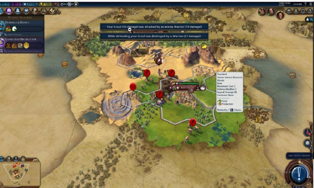Ako sa vysporiadať s barbarmi v civilizácii VI 1