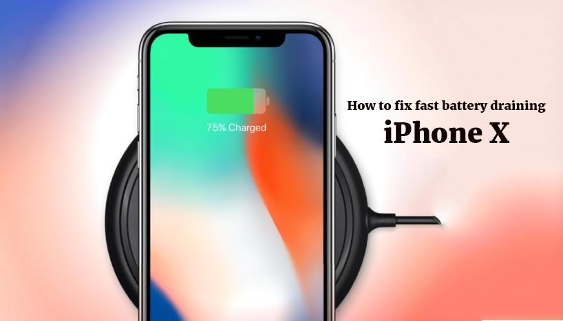 Ako rýchlo vyriešiť problémy s nabíjaním batérie v telefóne iPhone X 1