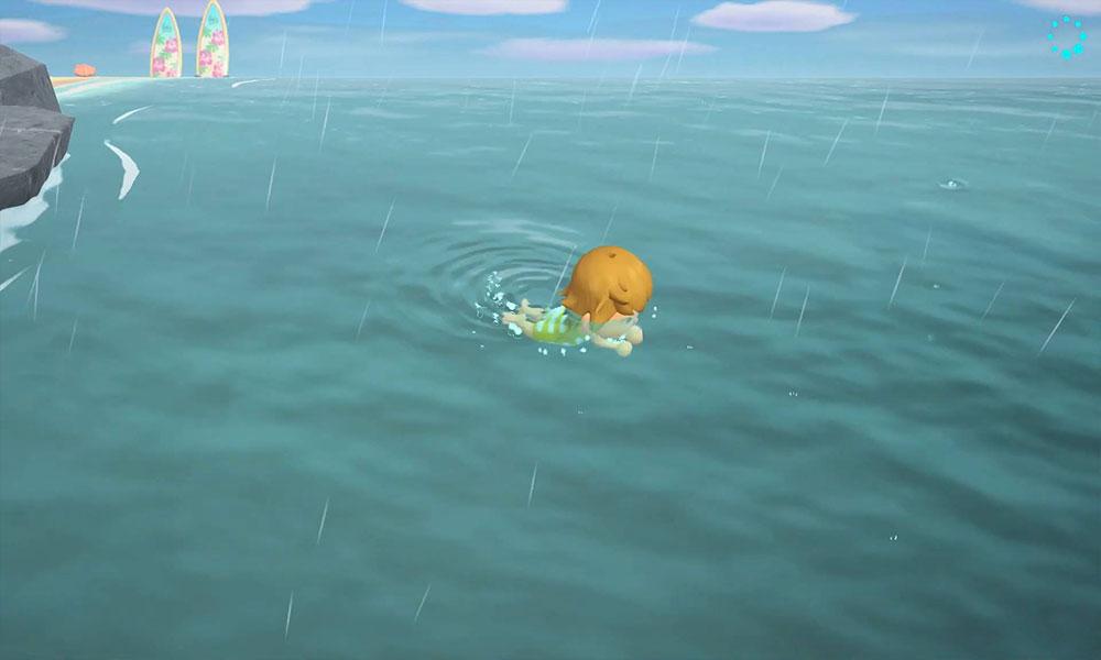 Ako rýchlejšie plávať na zvieracích prechodoch: nové horizonty 1