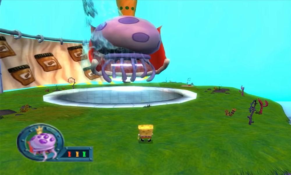 Ako poraziť kráľa medúzy v SpongeBob SquarePants Bitka o spodnú časť bikín 1
