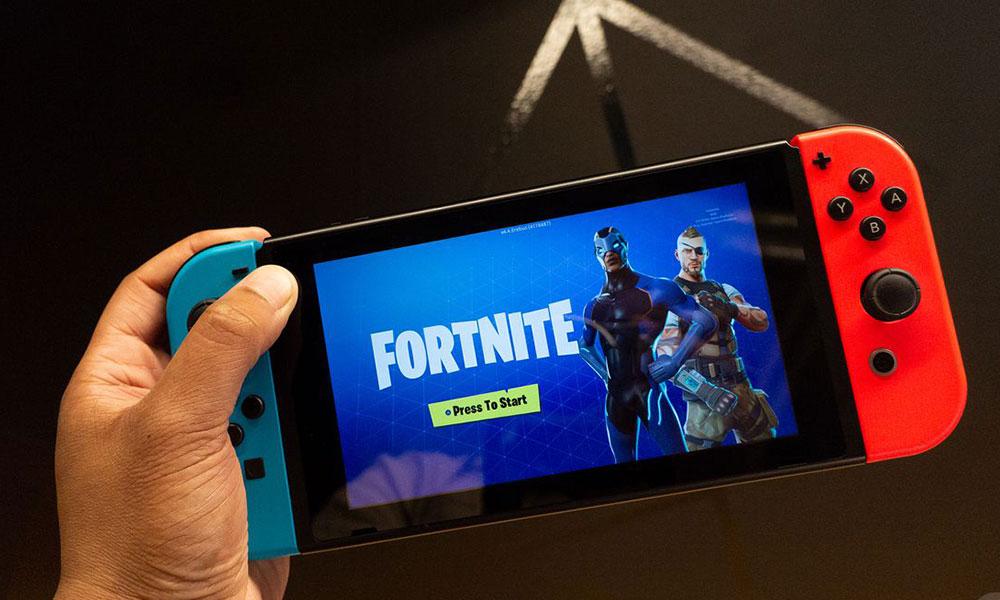 Ako sa pohybovať Fortnite pre Nintendo Switch 1