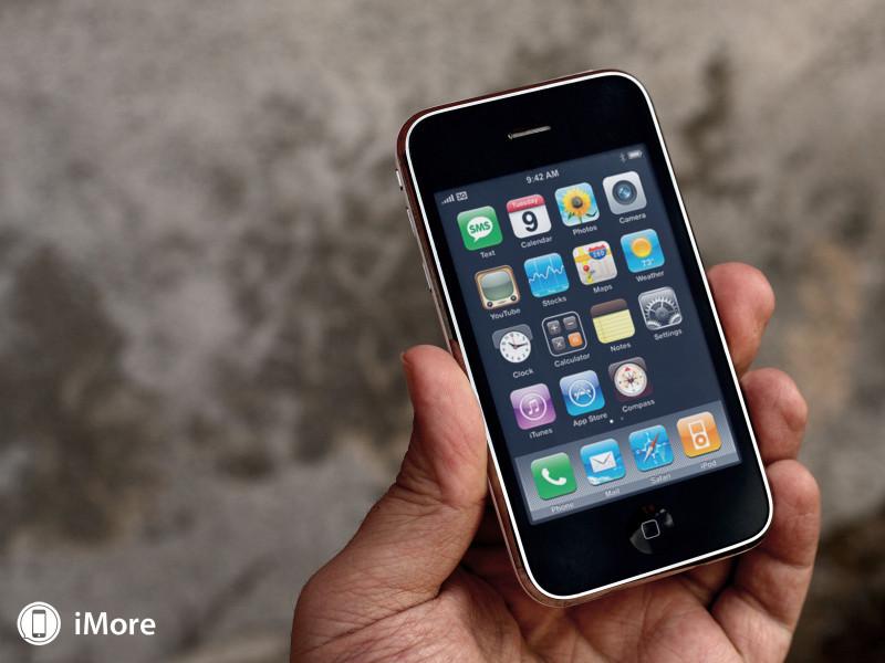 príbeh hrdinu iphone 3gs