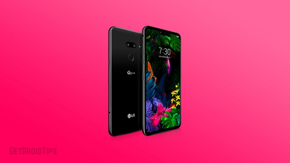 Jún 2019 Bezpečnostná záplata pre AT&T LG G8 ThinQ sa teraz začala rozširovať: G820UM10j 1