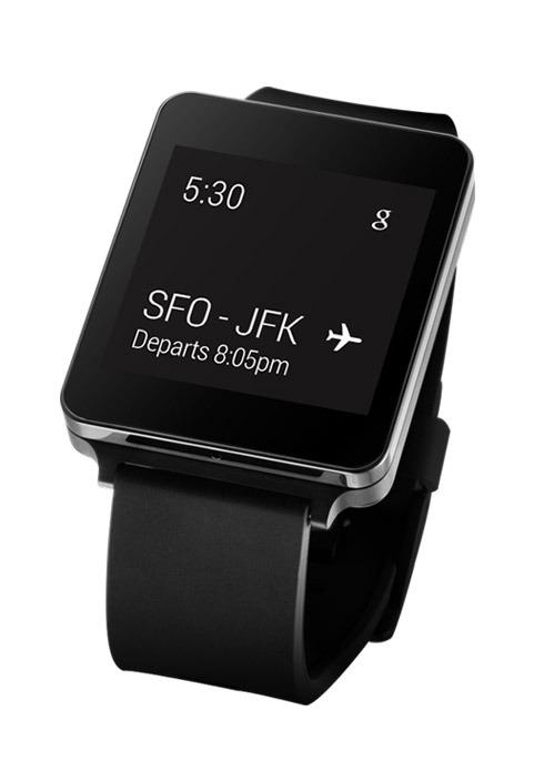 LG G Watch recenzie, začneme znova od Android Wear 1