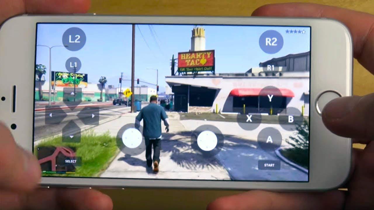 Stiahnite si GTA V Mobile Beta - Hrajte teraz 5 v telefóne s Androidom 1