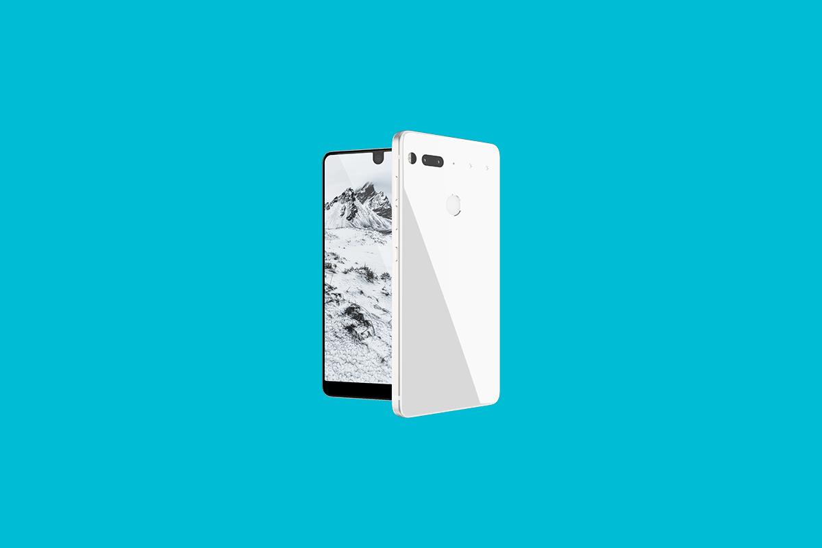 Stiahnite si PQ1A.190105.090: Essential Phone Záplata zabezpečenia júl 2019 1