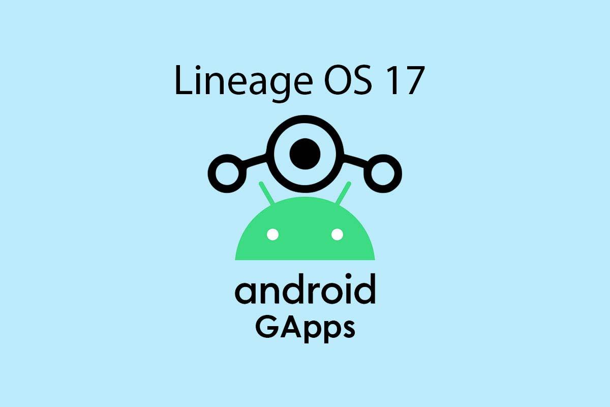 Stiahnite a nainštalujte LineageOS 17/17.1 Podporované medzery zariadenia 1