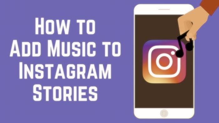 Pridajte k svojim obľúbeným skladby Instagram príbehy 1