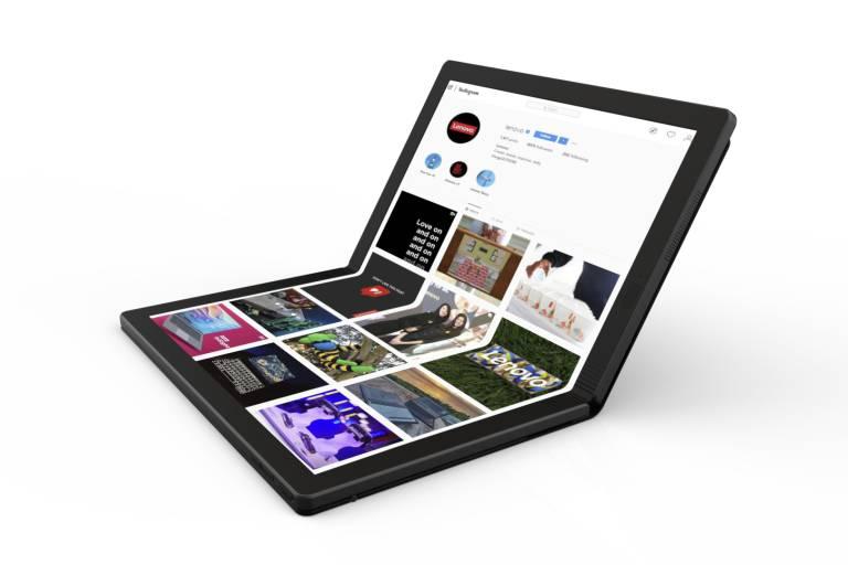 Skladací tablet Lenovo môže debutovať v druhom štvrťroku 2020 1