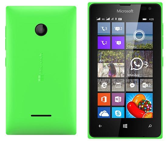 Lumia 435, Windows Telefón za menej ako 100 EUR, testovacie použitie 1