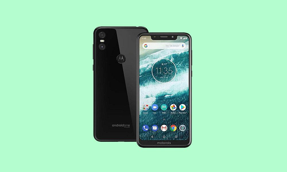 Spoločnosť Motorola One získala v Brazílii záplatu z februára 2020: PPKS29.68-16-21-20 1