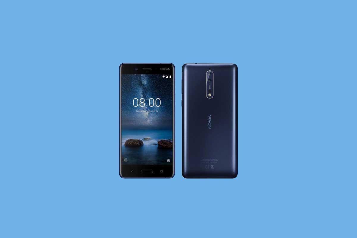 nokia 8, Nokia 6 2017 a Nokia 5 2017 dostane aktualizácia zabezpečenia v septembri 2019 1