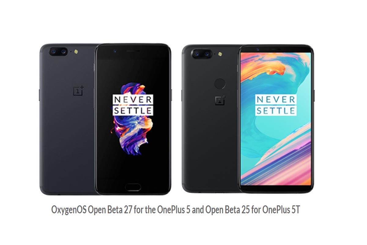 OnePlus 5 a 5T prijímajú OxygenOS Open Beta 27 a 25 so zlepšeným herným režimom 1