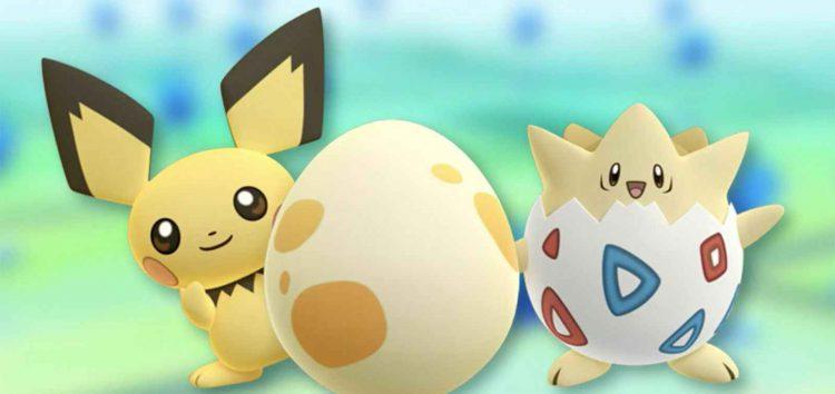 Pokémon  Zoznam GO - Egg Chart za máj 2020