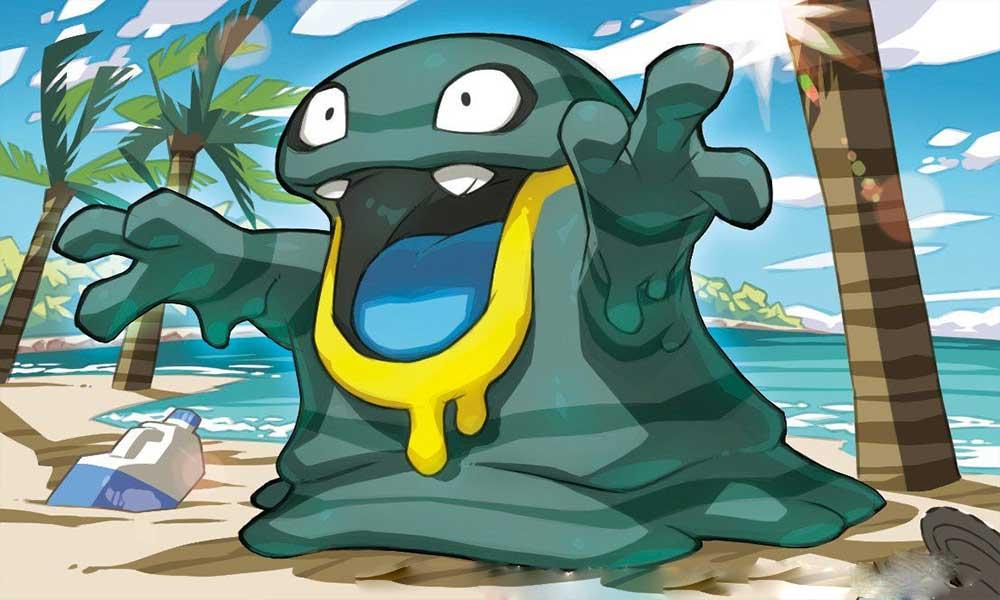 Pokémon GO - Grimer najlepšie ťahy, pulty a slabiny 1