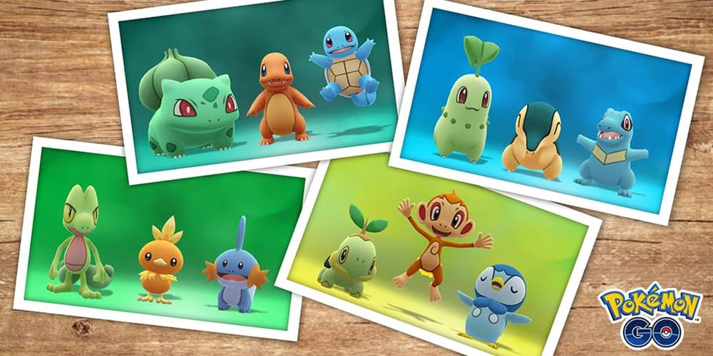 Pokémon Go: Sinnoh Throwback Challenge 2020: Misie, bonusy a odmeny 1