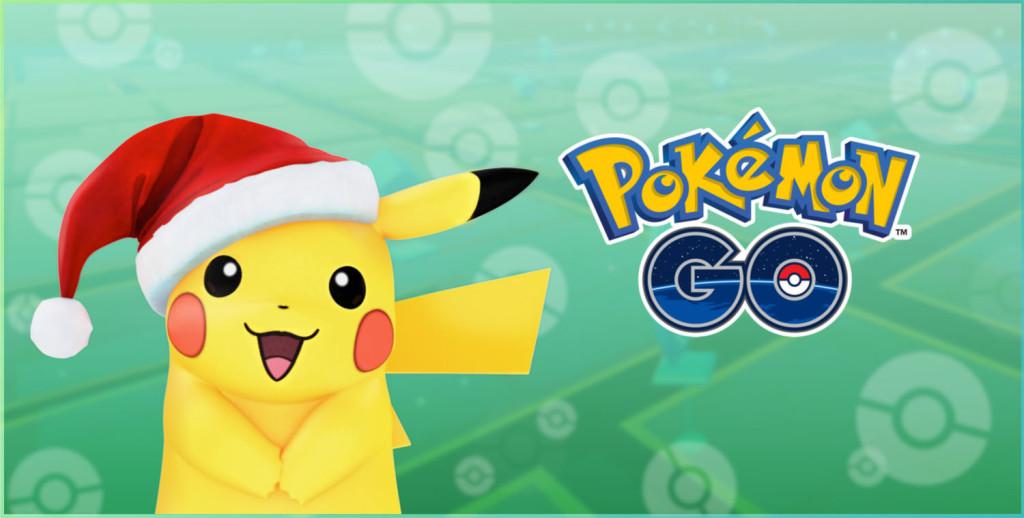Pokémon GO 12 12 Pikachu
