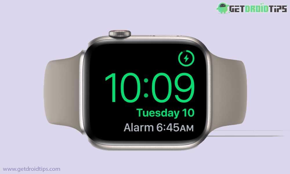 Ako nastaviť budík Apple Watch s iPhone a hodinky  sprievodca 1