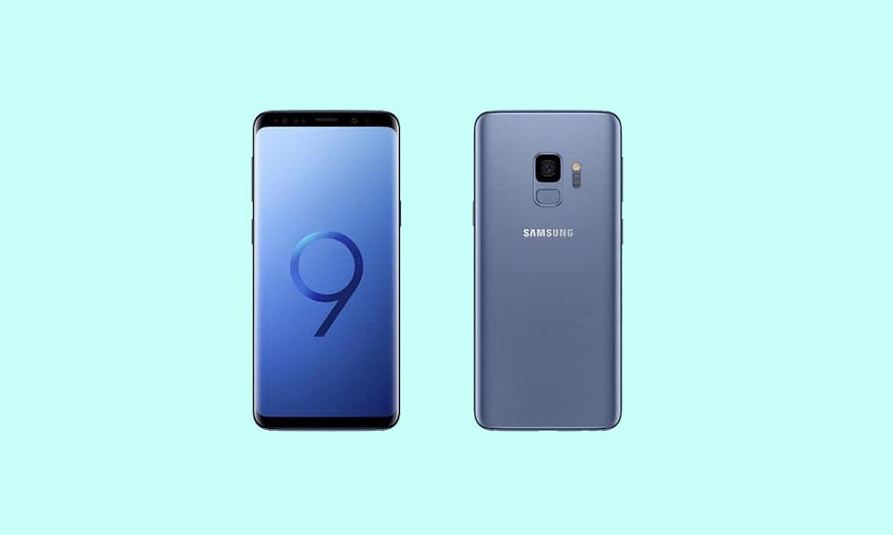 Samsung Galaxy S9 a S9 + dostanú OneUI 2,1 Aktualizácia v Kórei: G960NKSU3ETF4 / G965NKSU3ETF4 1