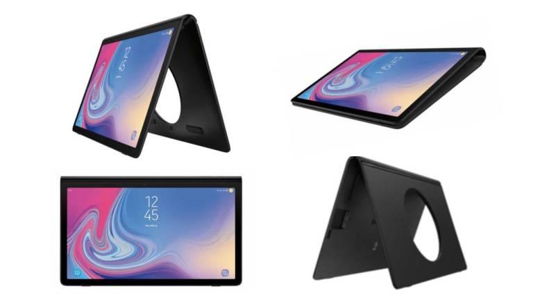 Samsung Galaxy vidieť 2: tu v prvých obrázkoch 17-palcový tablet 1