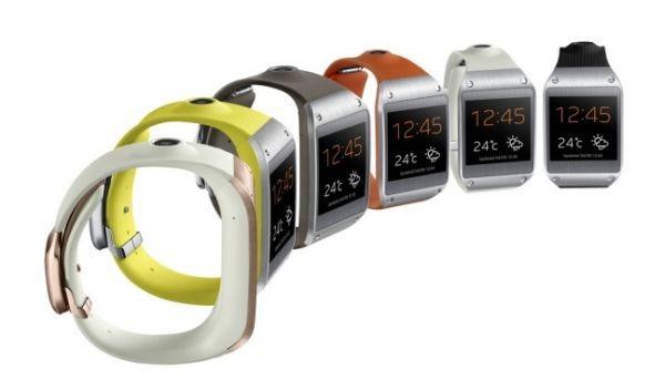 Samsung Galaxy Výbava: závod smartwatch sa začal 1