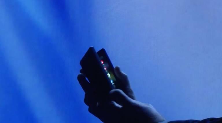 Spoločnosť Samsung bude mať skladací smartphone 512 GB Pamäť? 2