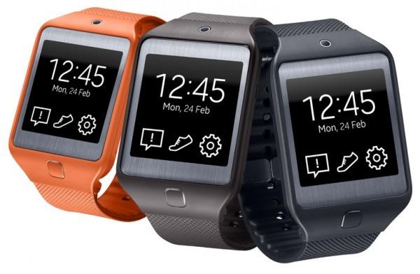 Inteligentné hodinky Samsung so systémom Android Wear, zvláštna stratégia 1
