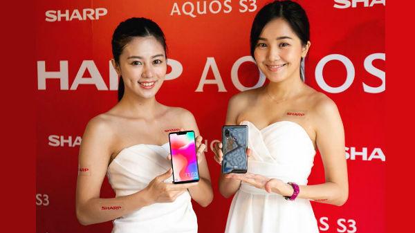 Pokročilý variant Sharpu Aquo S3 je dodávaný s SD660 a bezdrôtovým nabíjaním 1
