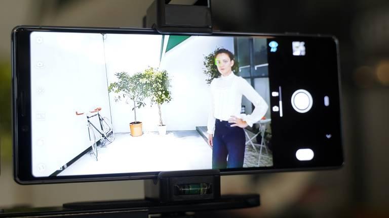 Sony Xperia 1, takto funguje tri zadné kamery 2