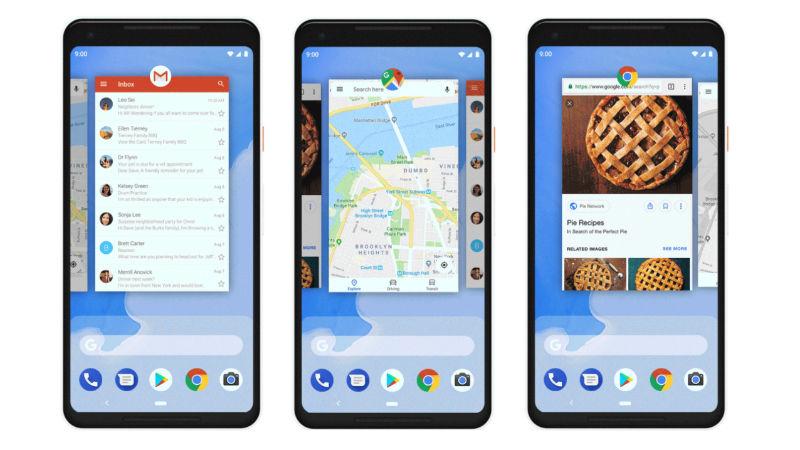 Top 10 funkcií systému Android 9,0 Pieuppdatering 3