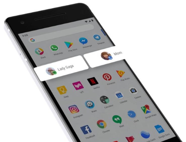 Top 10 funkcií systému Android 9,0 Pieuppdatering 1