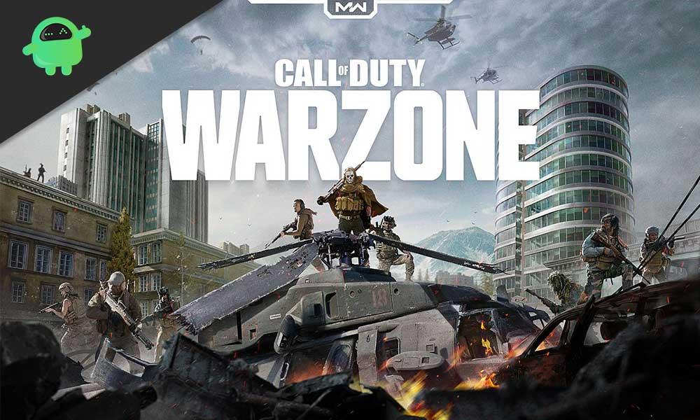Ako opravím chybu Dev-Error 5523 v prípade COD: Warzone alebo Modern Warfare? 1