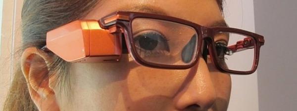 Toshiba Glass: výzva pre špičkové okuliare Google 1