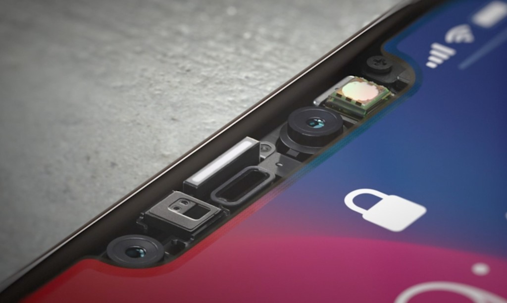iphone x kinect