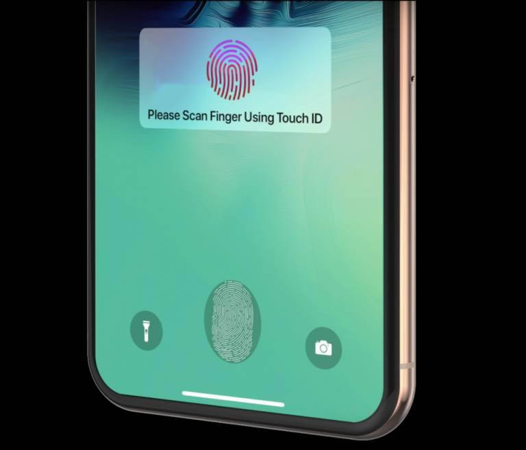 iPhone: i framtiden Touch ID under displayen och adjö till Face ID? 1