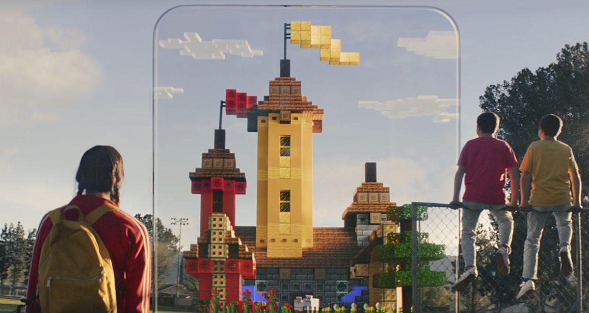 Minecraft Earth vai um passo além do Pokémon Go para cobrir o mundo em blocos 7