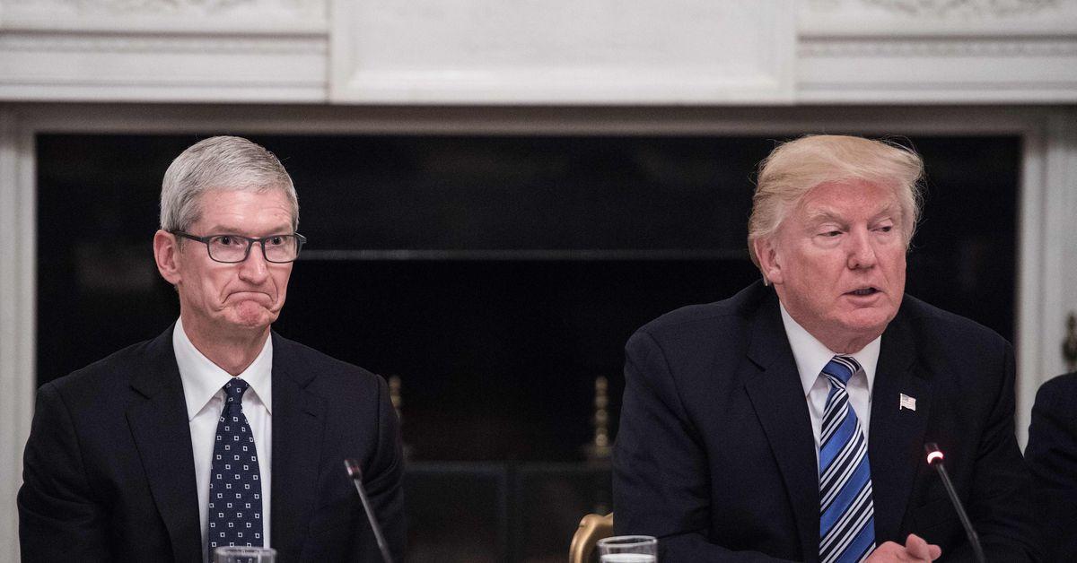 Tim Cook fez lobby pessoalmente com o chefe de tarifas dos EUA enquanto as tarifas da China se aproximavam