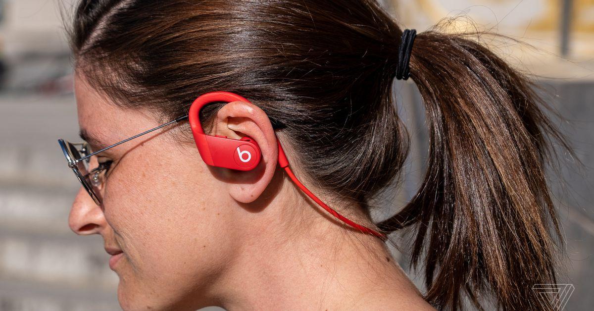 Revisão de Beats Powerbeats: fio confiável