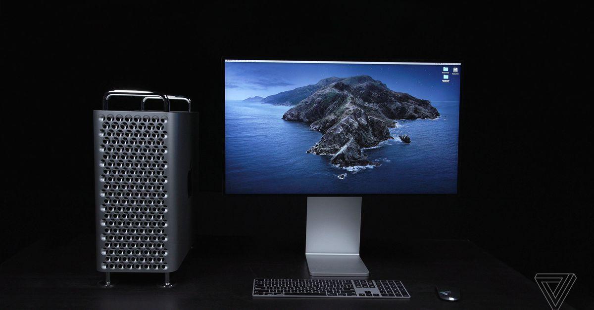 Apple Revisão do Pro Display XDR: categoria de um