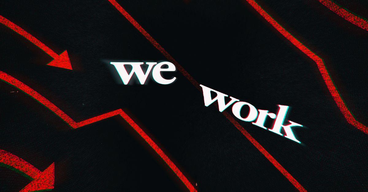 A queda do WeWork é tão selvagem que está recebendo uma segunda série de TV, esta para Apple