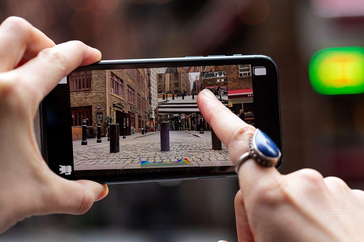 O Filmic DoubleTake permite gravar a partir de duas câmeras do iPhone ao mesmo tempo 5