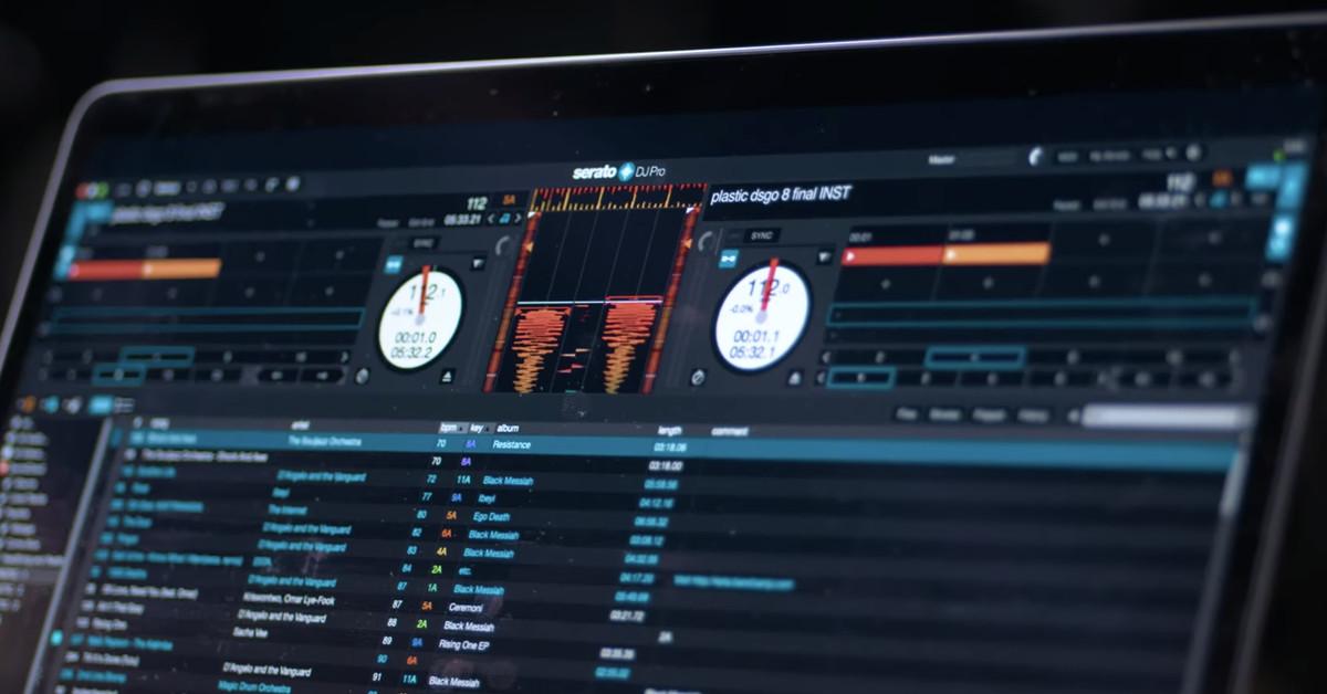 As novas versões do Serato de seu software de DJ são compatíveis com o macOS Catalina