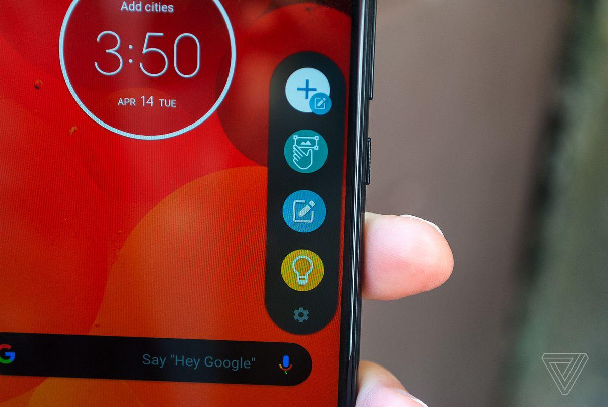 As novas Moto G Stylus e G Power são câmeras de vídeo surpreendentemente adeptas 5